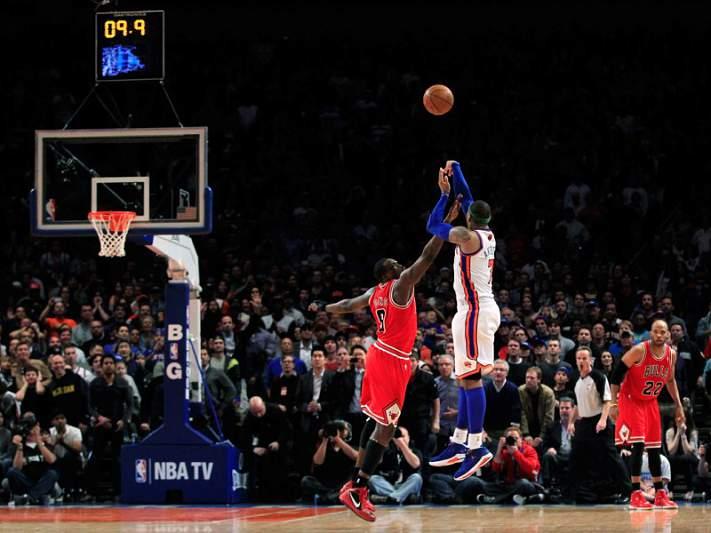 Knicks evitam eliminação