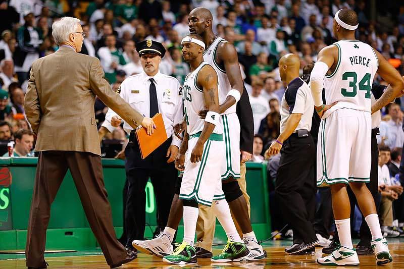 Lakers e Celtics virtualmente eliminados dos