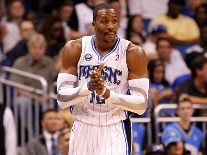 Dwight Howard aponta à saída dos Magic