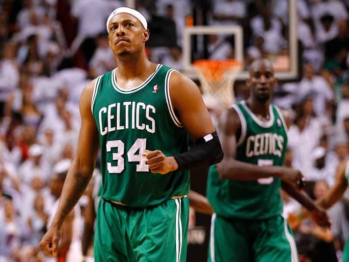Kevin Garnett chega aos 25 mil pontos na NBA
