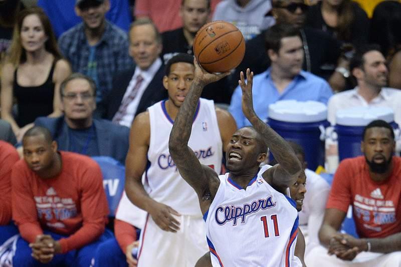 Jamal Crawford vence prémio de melhor suplente da NBA