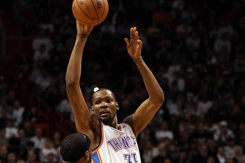 Kevin Durant brilha na vitória sobre os Knicks