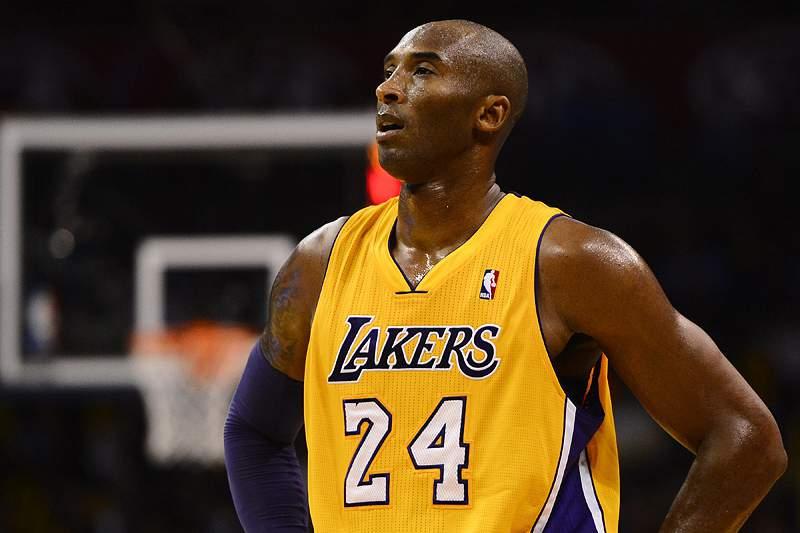 Kobe Bryant diz que não merecia ser eleito para os
