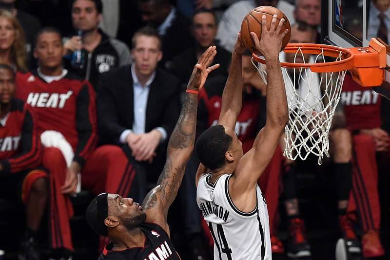 Miami Heat perdem pela primeira vez nos play-offs
