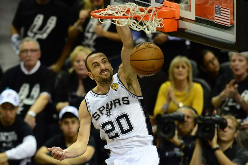 Spurs vencem Thunder e ficam a um triunfo da final