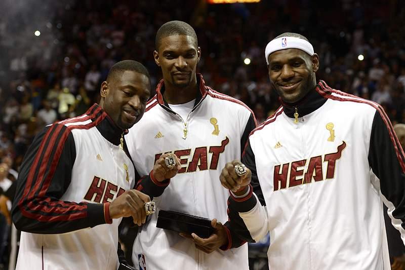 Miami Heat garantem apuramento para os play-off
