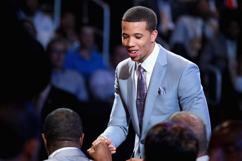 Michael Carter-Williams eleito
