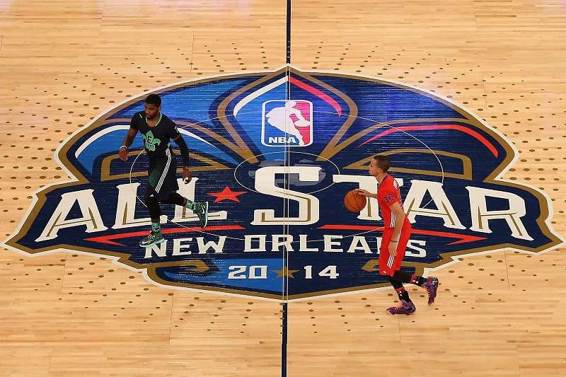 Este vence Oeste no All Star Game