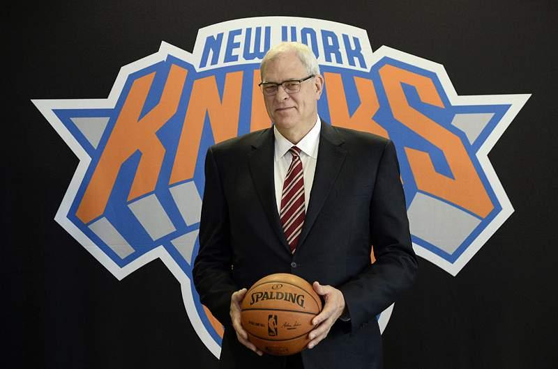 Phil Jackson assegura que não vai treinar os Knicks