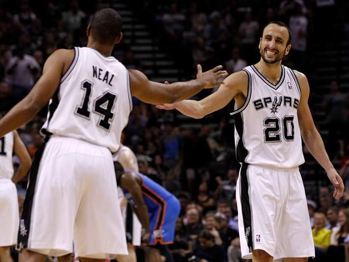 San Antonio Spurs consolidam liderança na final Oeste