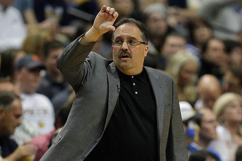 Van Gundy é o novo treinador dos Detroit Pistons