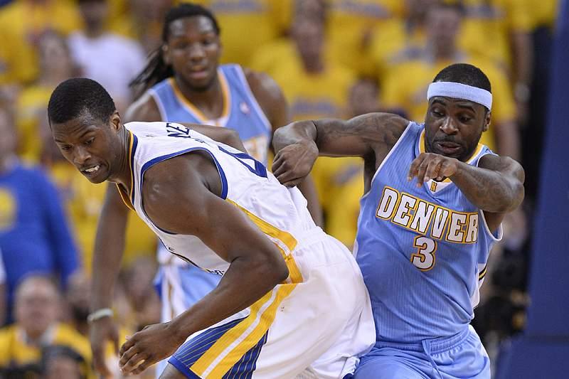 Warriors afastam Nuggets e defrontam Spurs na segunda ronda