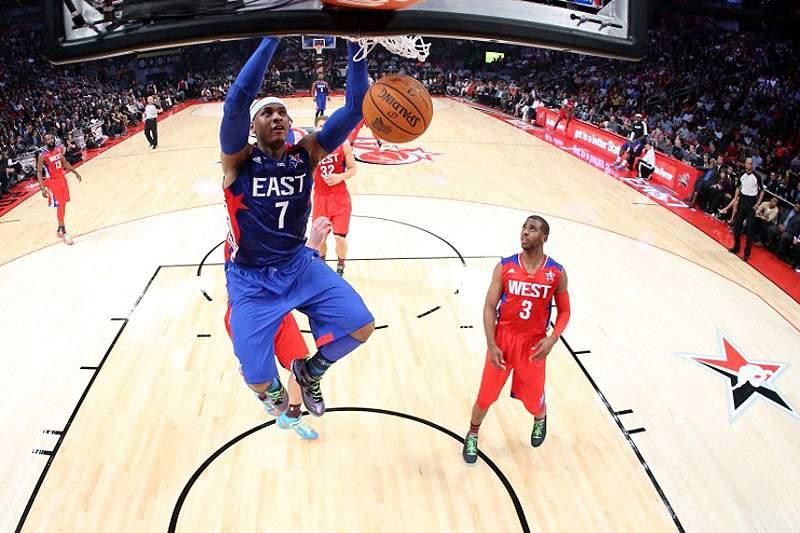 All-Star da NBA regressa a Nova Iorque em 2015