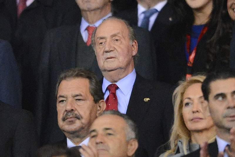 Rei Juan Carlos assobiado na final da Taça do Rei de basquetebol