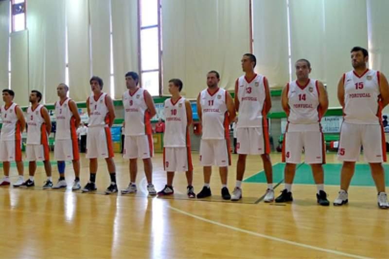 Portugal é tetracampeão de basquetebol para deficiência intelectual