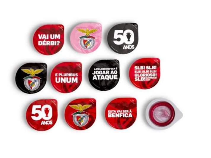 A nova 'camisa' do Benfica