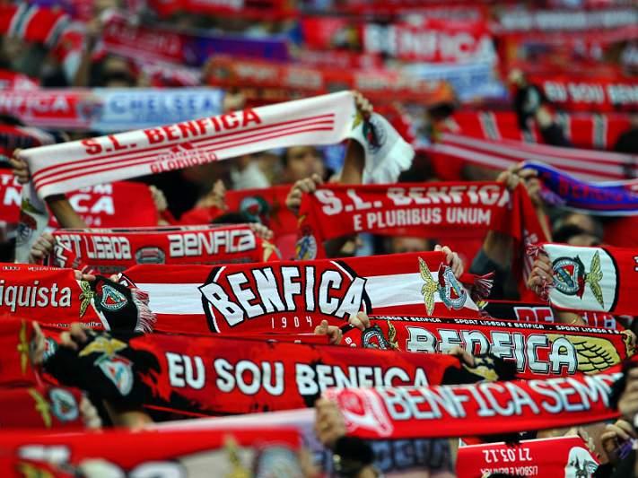 Benfica joga primeiro particular com Marselha