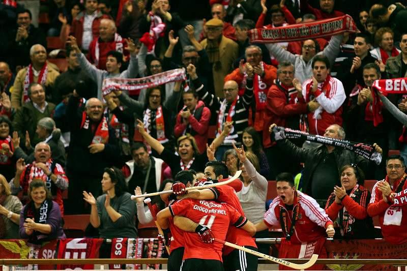 Benfica goleia FC Porto na Luz