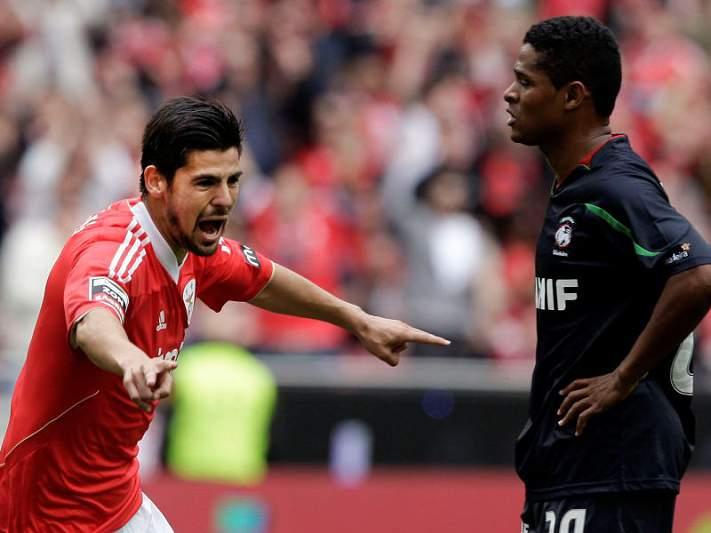 Hugo Pacheco arbitra Benfica-Marítimo