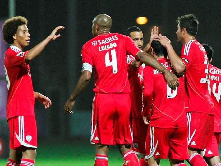 Benfica quer mais uma presença em meias-finais
