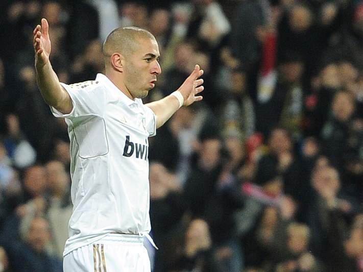 Real Madrid goleia Alcoyano