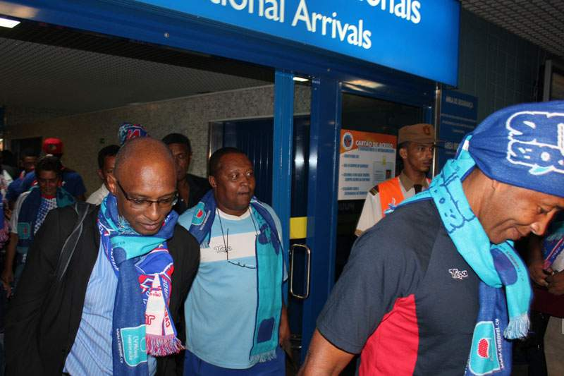 Presidente sul-africano felicita Cabo Verde