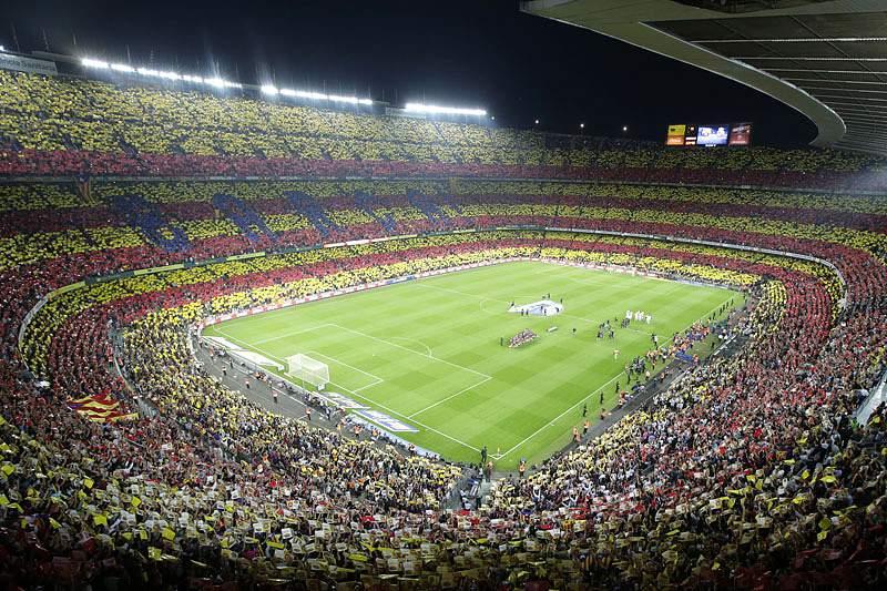 Barcelona impedido de contratar jogadores