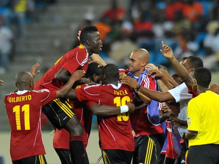 Angola no CAN pela 7ª vez