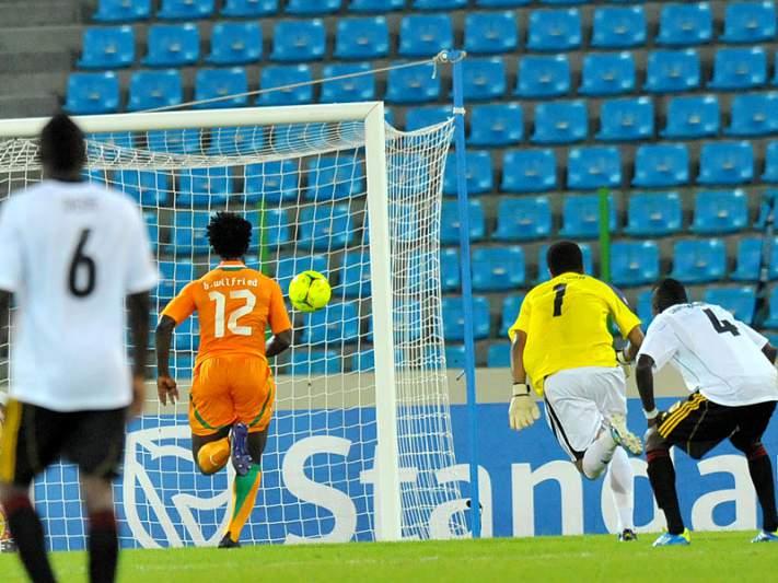 Angola eliminada do CAN2012
