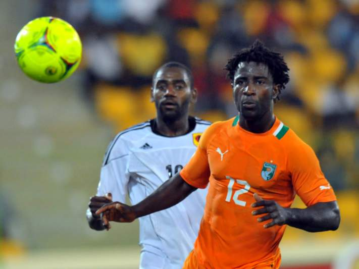 Costa do Marfim é a favorita na CAN