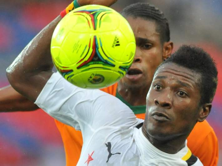 Adeptos culpam Gyan pela derrota
