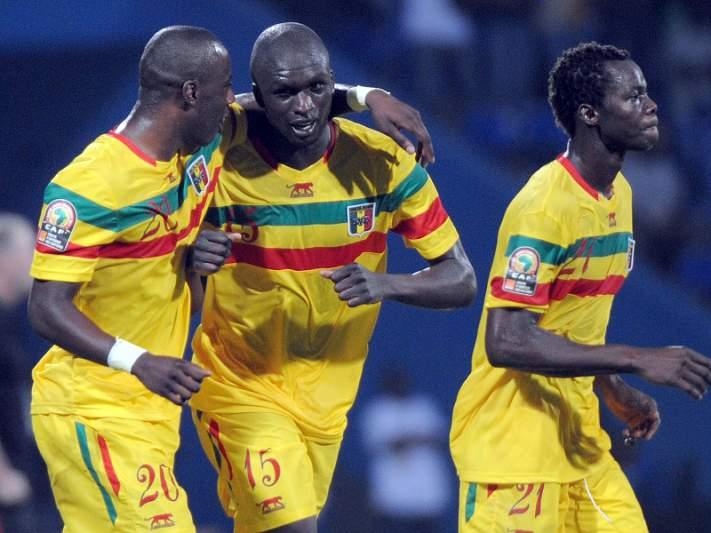 Mali vence Gana e fica com o bronze