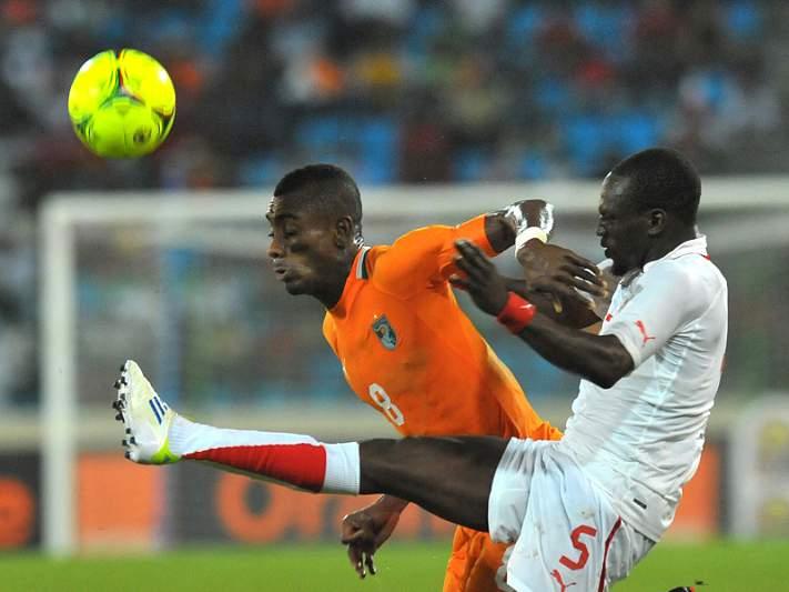 Costa do Marfim favorita frente à Guiné