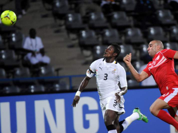Gana elimina Tunísia e joga meia-final com Zâmbia