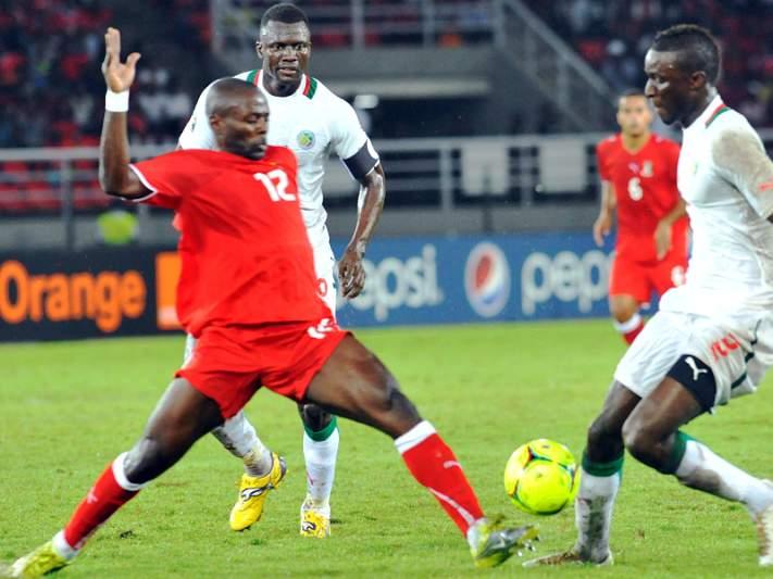 Guiné-Equatorial pela primeira vez nos