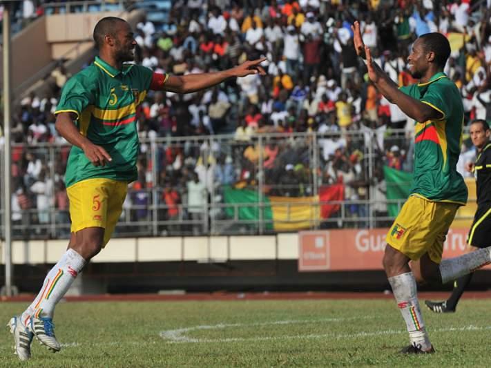 Keita admite pressão no Mali