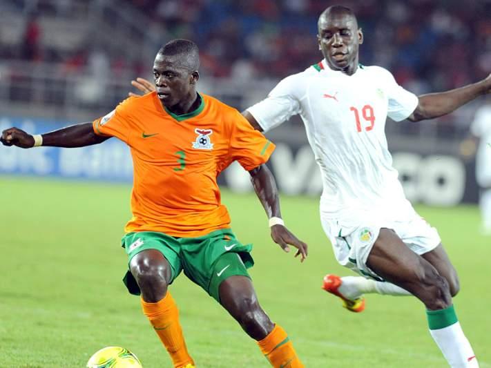 Zâmbia vence Taça COSAFA