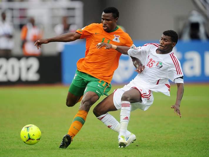 Zâmbia nas meias-finais