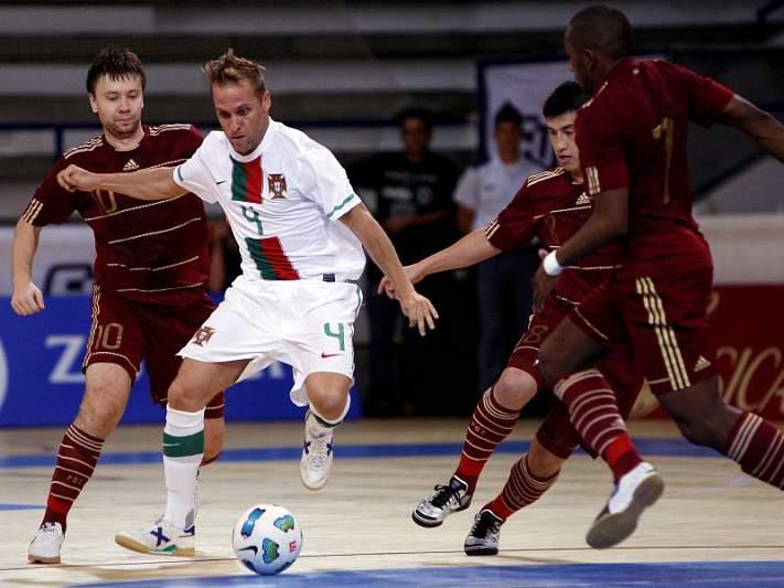 Portugal repete triunfo frente ao Uzbequistão