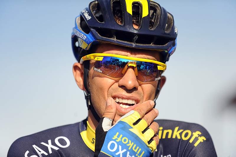 Tony Martin ganha segunda etapa, Contador mantém amarela