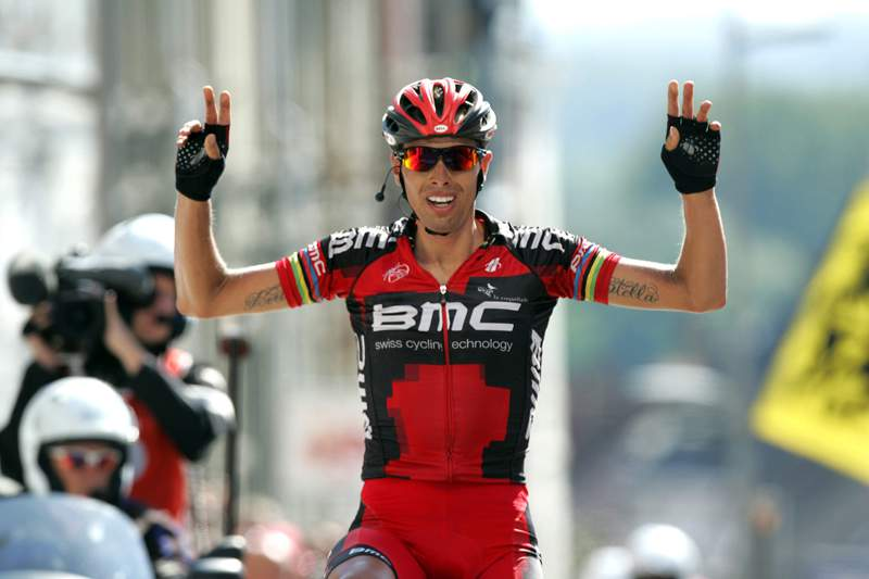 Comité Olímpico pede dois anos de suspensão para Alessandro Ballan