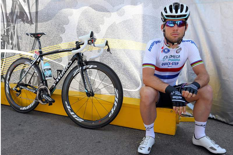 Mark Cavendish vence quinta etapa