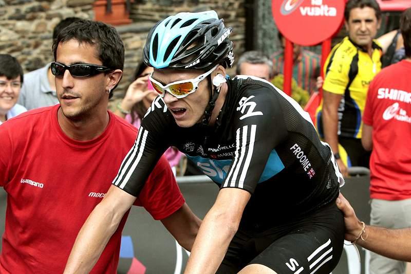 Riblon conquista Alpe d'Huez no primeiro dia mau de Froome