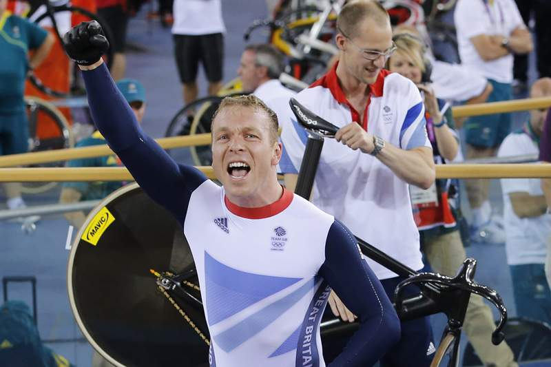 Chris Hoy retira-se do ciclismo