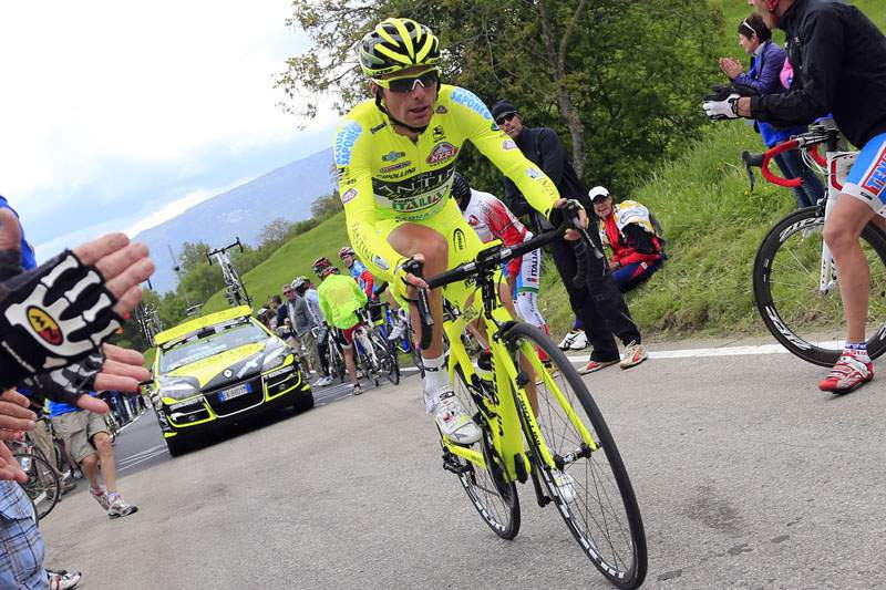 Italiano Danilo di Luca erradicado por doping