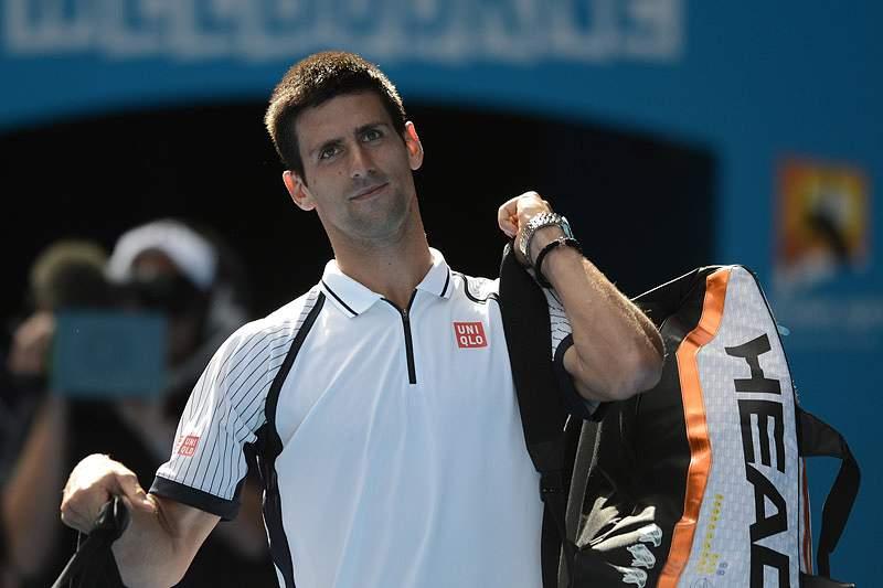 Djokovic considera o ex-ciclista «uma vergonha para o desporto»