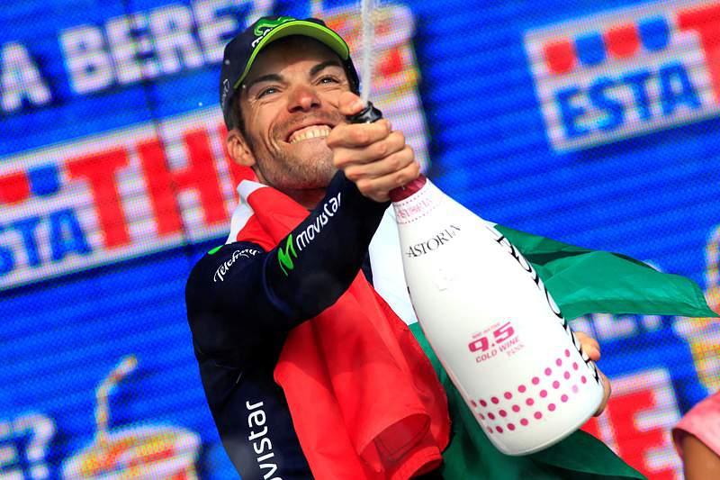 Visconti ganha sua segunda etapa em três