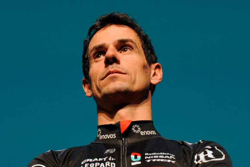 Andreas Klöden retira-se discretamente do ciclismo