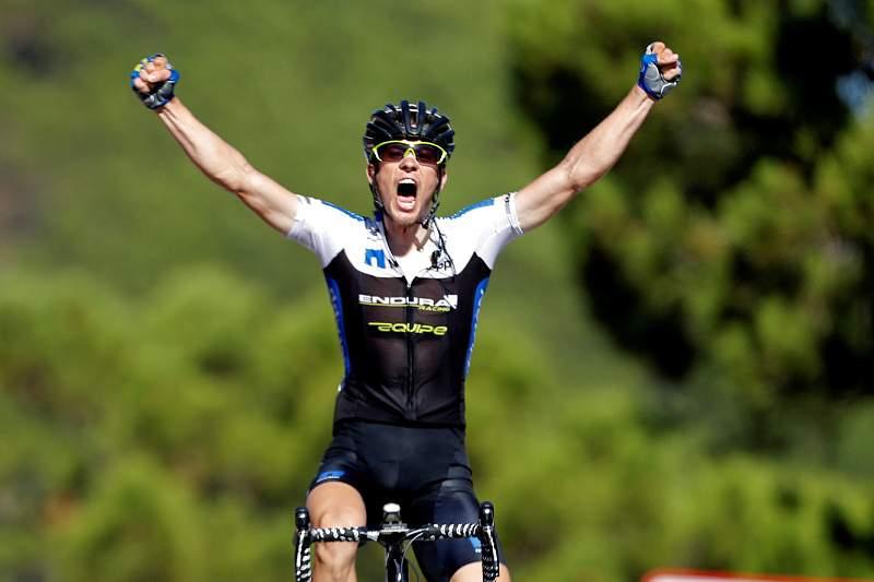 Konig ganha no Alto de Peñas Blancas, Roche é o novo líder