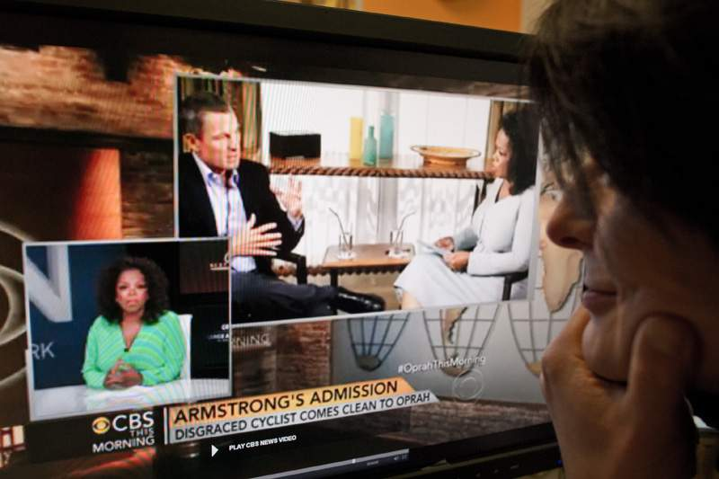 """""""A Mentira de Armstrong"""" repetida mais uma vez"""
